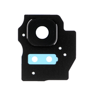 Replacement for Samsung Galaxy S8 Plus SM-G955 Rear Camera Holder with Lens - Black