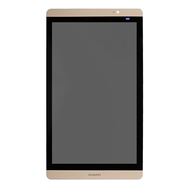 """Replacement for Huawei MediaPad M2 8.0"""" LCD Digitizer Assembly - Gold"""