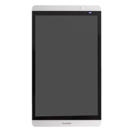 """Replacement for Huawei MediaPad M2 8.0"""" LCD Digitizer Assembly - Silver"""