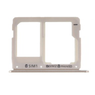 Replacement for Samsung Galaxy A3/A5/A7 (2016) SM-A310/A510/A710 SIM Card Tray - Gold