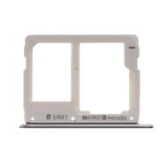 Replacement for Samsung Galaxy A3/A5/A7 (2016) SM-A310/A510/A710 SIM Card Tray - Gray