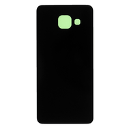 Replacement for Samsung Galaxy A3 (2016) SM-310 Battery Door with Adhesive - Black