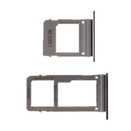 Replacement for Samsung Galaxy A5/A7 (2017) SIM Card Tray - Black