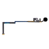 Replacement for iPad 5/iPad 6 Home Button Assembly with Flex Cable Ribbon - Black