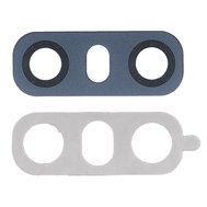 Replacement for LG G6 Rear Camera Holder with Lens - Blue