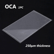 1pcs OCA Optical Clear Adhesive Double-side Sticker for Samsung Galaxy S8 Plus