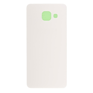 Replacement for Samsung Galaxy A3 (2016) SM-310 Battery Door with Adhesive - White