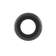"Replacement for iPad Pro 9.7"" Rear Camera Holder with Lens - Black"