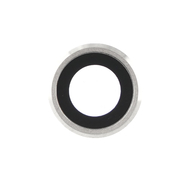 "Replacement for iPad Pro 9.7"" Rear Camera Holder with Lens - Silver"