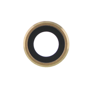 "Replacement for iPad Pro 9.7"" Rear Camera Holder with Lens - Gold"