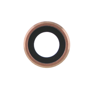 "Replacement for iPad Pro 9.7"" Rear Camera Holder with Lens - Rose"