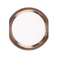 "Replacement for iPad Air 2/Pro 9.7""/12.9""/10.5"" Home Button - Rose"