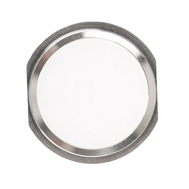 "Replacement for iPad Air 2/Pro 9.7""/12.9""/10.5"" Home Button - Silver"