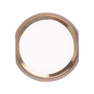 "Replacement for iPad Air 2/Pro 9.7""/12.9""/10.5"" Home Button - Gold"
