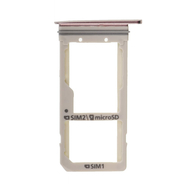Replacement for Samsung Galaxy S7 Edge SM-G935 SIM Card Tray - Rose