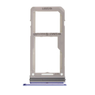 Replacement for Samsung Galaxy S8/S8 Plus SIM Card Tray - Blue