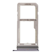 Replacement for Samsung Galaxy S8/S8 Plus SIM Card Tray - Orchid Gray