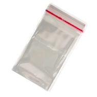 Clear Self Adhesive Seal Plastic Storage Bag