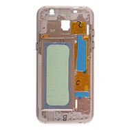 Replacement for Samsung Galaxy A5 (2017) SM-520 Rear Housing Frame - Gold