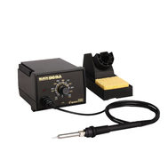 QUICK 969A 220V Constant Temperature 60W Electronic Soldering Iron SMD Rework Station