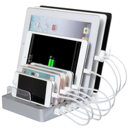 8 Ports USB Charging Station AC100-240V
