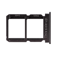 Replacement for OnePlus 5 SIM Card Tray - Black