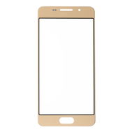 Replacement for Samsung Galaxy A3 (2016) SM-310 Front Glass Lens - Gold