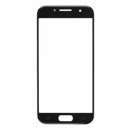 Replacement for Samsung Galaxy A3 (2017) SM-320 Front Glass Lens - Black