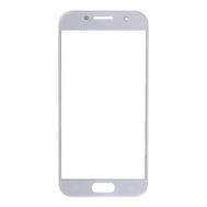 Replacement for Samsung Galaxy A3 (2017) SM-320 Front Glass Lens - Grey Blue