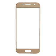 Replacement for Samsung Galaxy A3 (2017) SM-320 Front Glass Lens - Gold