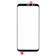 Replacement for Samsung Galaxy S8 Front Glass Lens - Black
