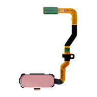 Replacement for Samsung Galaxy S7 SM-G930 Home Button Flex Cable - Rose Gold