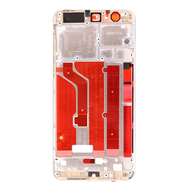 Replacement for Huawei Honor 8 Front Housing LCD Frame Bezel Plate - White