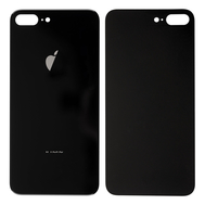 Replacement For iPhone 8 Plus Back Cover - Space Gray
