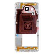 Replacement for Samsung Galaxy A5 (2016) SM-510 Rear Housing Replacement - Silver