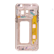 Replacement for Samsung Galaxy A3 (2017) SM-320 Rear Housing Frame - Gold