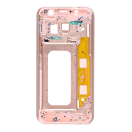 Replacement for Samsung Galaxy A3 (2017) SM-320 Rear Housing Frame - Rose Pink