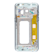 Replacement for Samsung Galaxy A3 (2017) SM-320 Rear Housing Frame - Grey Blue