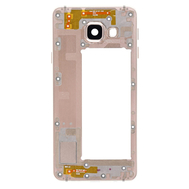 Replacement for Samsung Galaxy A3 (2016) SM-310 Rear Housing Frame - Gold