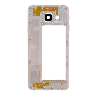 Replacement for Samsung Galaxy A3 (2016) SM-310 Rear Housing Frame - Silver