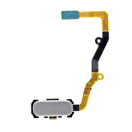 Replacement for Samsung Galaxy S7 Edge SM-G935 Home Button Flex Cable - Silver