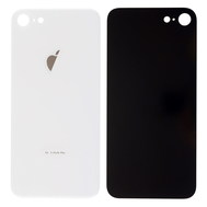 Replacement for iPhone 8 Back Cover - Silver