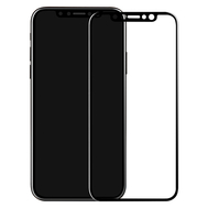 5D Black Explosion-Proof Tempered Glass Film for iPhone X