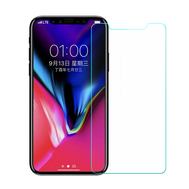 9H 2.5D Transparent Explosion-Proof Tempered Glass Film for iPhone X
