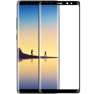 9H 2.5D Full Coverage Explosion-Proof Tempered Glass Film for Samsung Galaxy Note 8