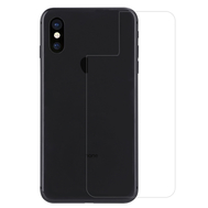 9H 2.5D Back Cover Explosion-Proof Tempered Glass Film for iPhone X