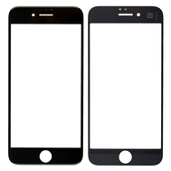 Replacement for iPhone 8 Front Glass Lens - Black
