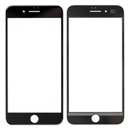 Replacement for iPhone 8 Plus Front Glass Lens - Black