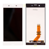 Replacement for Sony Xperia XZs LCD Screen with Digitizer - Warm Silver