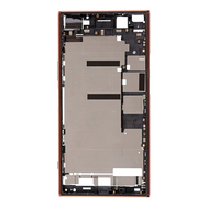 Replacement for Sony Xperia XZ Premium Middle Frame - Bronze Pink
